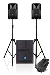 Party 120 PA System